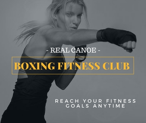 Boxing Fitness Club Portada1
