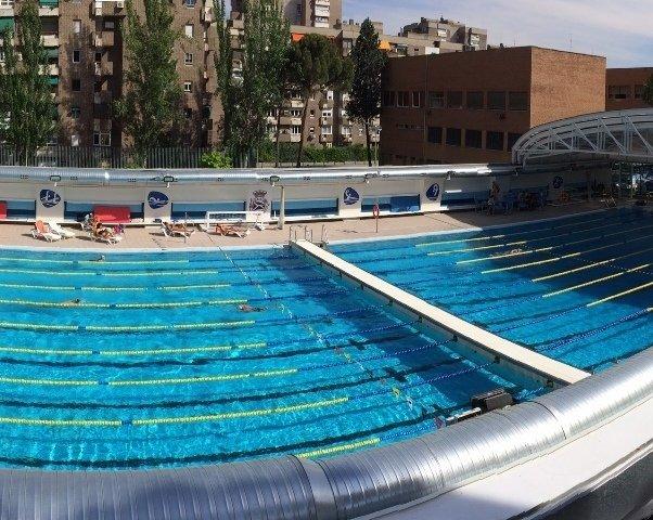 piscinas fotos piscina de piscina particular con escalera